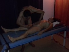 Play with her friend's pussy masturbation - Erotic - Amateur