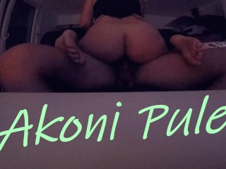 He Can`t Handle the Tight Pussy – Akoni Pule