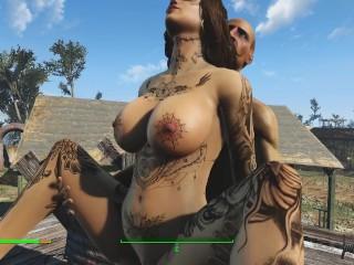 Nude mods fallout 4 Fallout 4