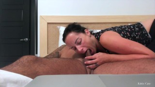 I want you to fill me - Amateur Couple Kittie Cate