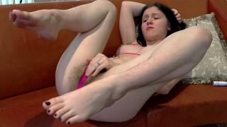 Rosalyn Sphinx Toy Masturbation