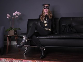Cucked By Catwoman – Star Nine Supervillain Cuckolding Humiliation TRAILER