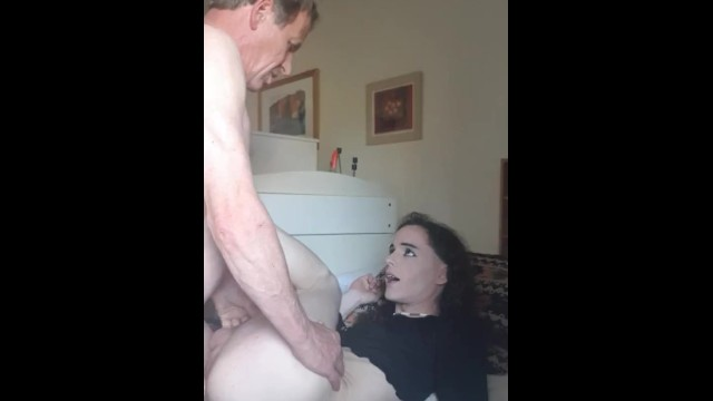 Mature cd loves getting fucked Femboy Sissy Cd Fucked Till She Cums By Older Daddy Pornhub Com