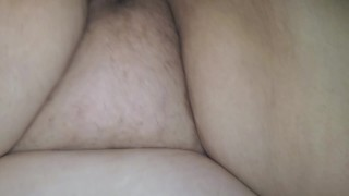 Wifes tight pussy cumming