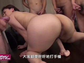 [OURSHDTV][中文字幕]Marina bukkaked in office uncensored