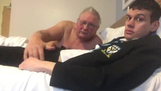 Schoolboy Wanked Of By Old Man
