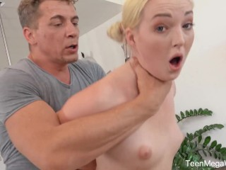 Beauty4K – Lovita Fate – Blonde opens pussy at photo session