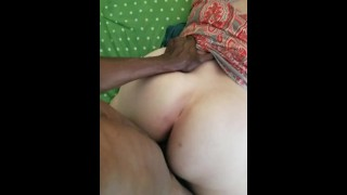POV BBC Finessing BBW Mature Neighbor Creaming Pussy Phat Ass Doggy Begging Jiggly Orgasms