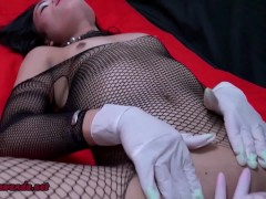 Glove and Toy Fetish With My Lady Boy Friend AsianNymphet
