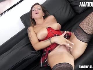 Provino porno italiano per matura con ancora tanta voglia di cazzo. Video porno casting italiano matura troia