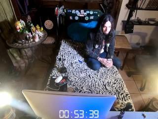 Ska Fest #10 Man Swallows His Own Sperm On Webcam Show FULL