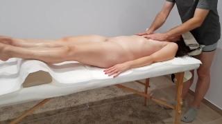 Hard Pussy Massage