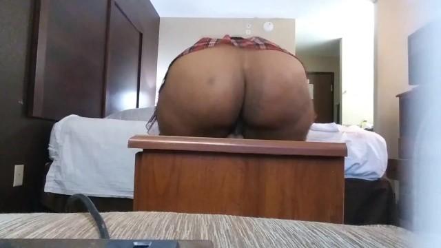 Facesitting Bbw Big Jeans Ass