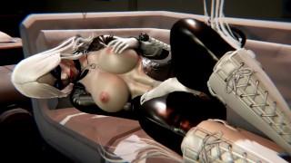 Black Cat - Felicia Hardy masturbation - 3D Porn