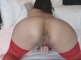 Asian Teen Explore Her Wet Pussy In Front Of The Camera