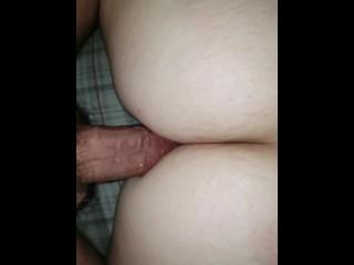 Close up fucking milfs pussy
