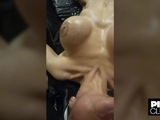 Amandha Fox: la miglior pornostar italiana in una scopata anale POV. Video porno italiano pornostar