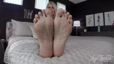 Satisfy My Craving For Cum - Nikki Ashton