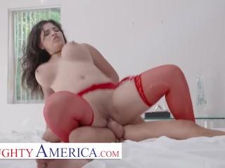 Naughty America – Gabriela Lopez compensates her friend's husband