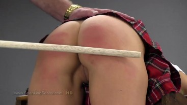 Tyron's caning 0210