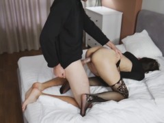 Slut Wife Cheating With Husband's Best Friend