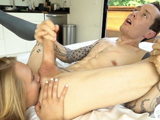 Owen Gray gets rimmed by hot girls Compilation 2 Ass Licking