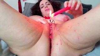 Wax Play BDSM
