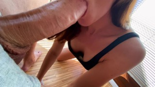 Dream Girl Ride on my Big COCK -4K