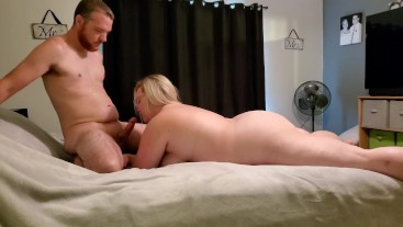 Horny Housewife Can't get Enough