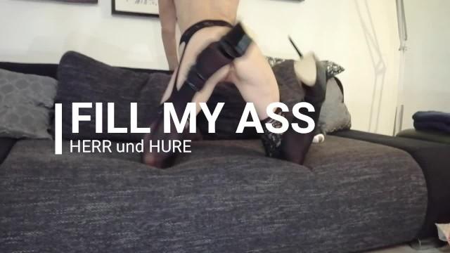 Anal Sex Stilettos Strümpfe