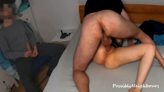 Wife And Cum Sharing Creampies - No Contraception