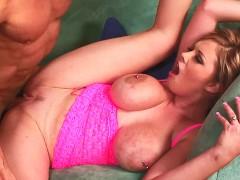 Hot Big Ass Big Tits Curvy College Girl rides the Big Dick Classmate after school to empty his balls