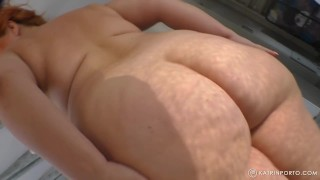 Nude Hairy Redheads