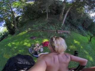 VR BANGERS Big Hard Cock Needed For Horny Froya VR Porn