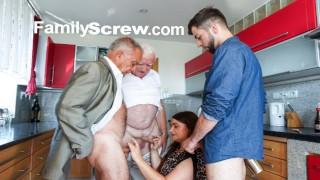 Old Grandpa Mature