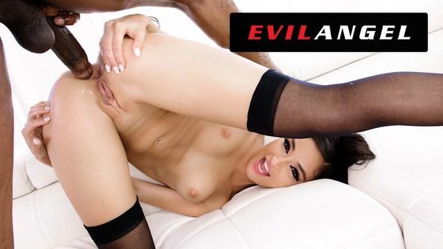 EvilAngel - Emily Willis Gapes For Massive Cock