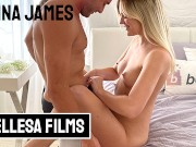 Bellesa - Kenna James and Nathan Bronson in playful and passionately intense sextape arabian homemad