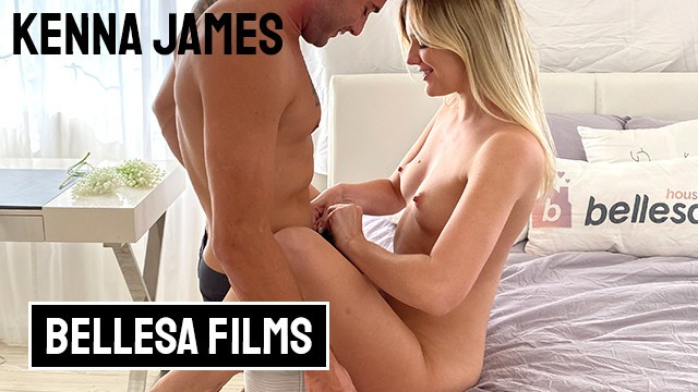 Bellesa - Kenna James and Nathan Bronson in playful and passionately intens ...