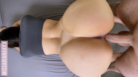Big ass pov hd