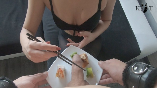 Cum And Food