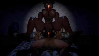 nightmare freddy party sex