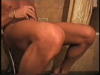 MELON CRUSH STRAIGHT MUSCLE TEEN WITH BIG AND LONG MUSCULAR LEGS MUSCLED THIGHS CALVES AND GLUTES