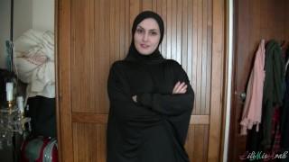 Arab Hijab Milf