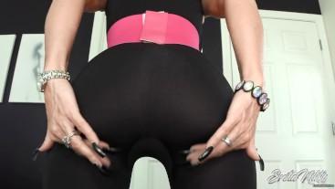 Cum For This MILF Ass - Nikki Ashton