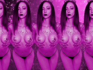 Coerced Gay to Serve Female Supremacy Queen Mind Fuck & Mesmermize Gentle FemDom Goddess Nikki Kit