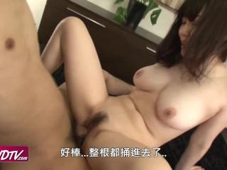 [OURSHDTV][中文字幕]Super hot big boobs Honami Uehara creampied uncensored