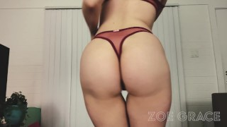 The Babe Lebowski: teaser trailer - grab the full clip to see me cum!