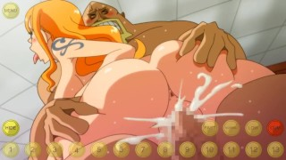 One Piece Lust - Two Piece Goldroom - Nami Fucked Anal POV By LoveSkySanX P1