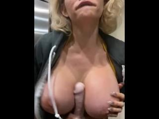 Big titty JOI
