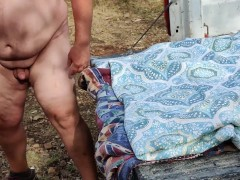 """""""Over The Mountain!"""" Public Sex Is Awesome. He Fucked Me In The Back Of My Work Truck"""